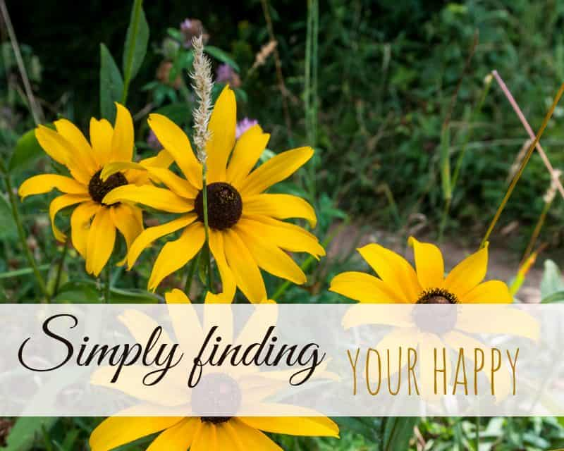 Simply Finding Your Happy