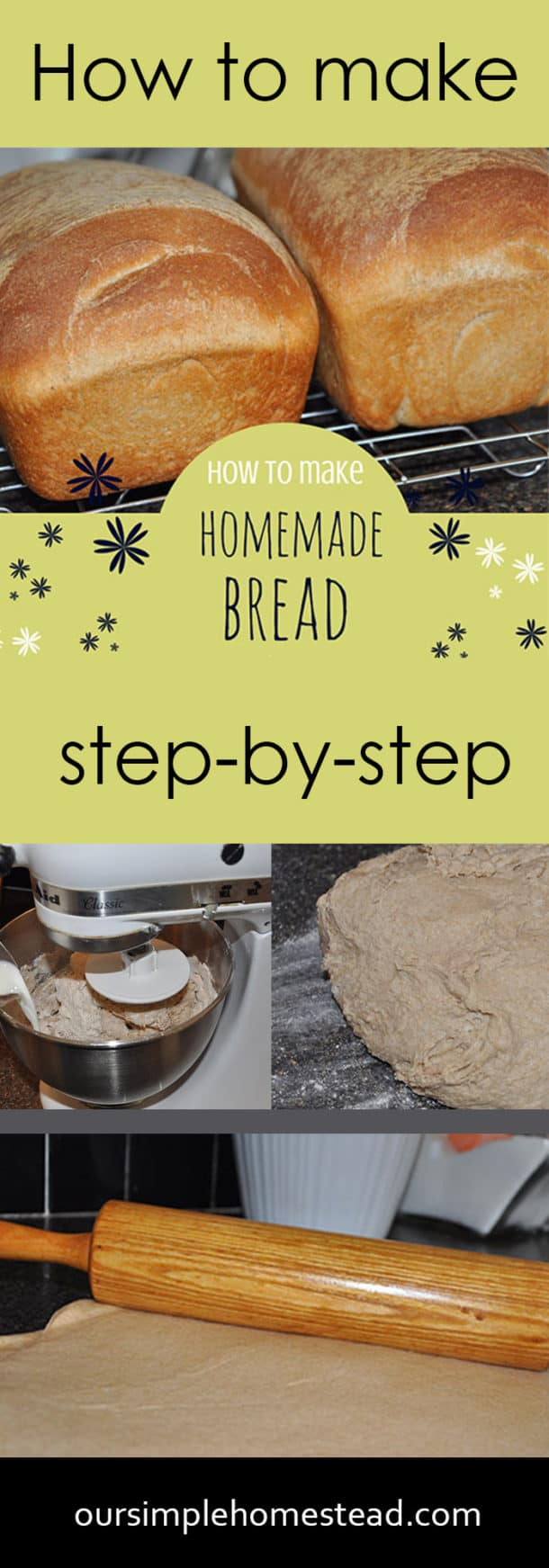 how to make bread A delicious, easy-to-make, moist zucchini bread recipe, with freshly grated zucchini, cinnamon, nutmeg, and optional walnuts and dried cranberries or raisins.