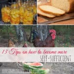How to be more self-sufficient