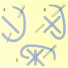 double cross stitich