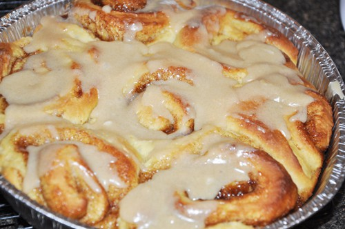how to make amish cinnamon rolls