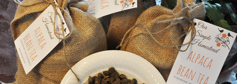 All Natural Fertilizer Alpaca Bean Tea