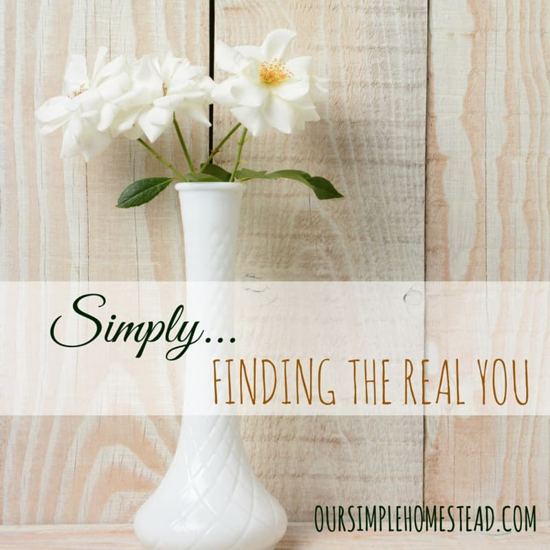 Simply Finding the Real You
