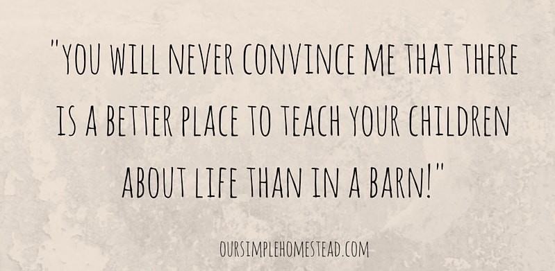 You'll never convince me...