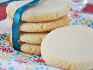 melt in youe mouth sugar cookies