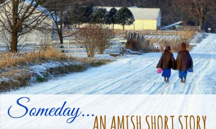 Someday – An Amish Short Story