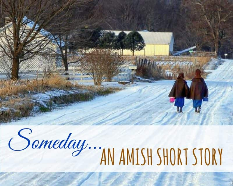 Amish Short Story – Someday