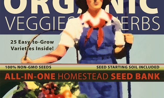 Homestead Seed Kit Makes Choosing Seeds Easy